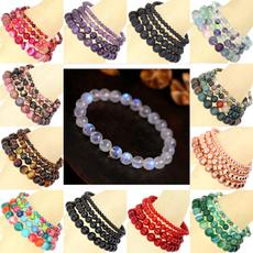 Crystal Bracelet, 8MM, healingbracelet, Gifts