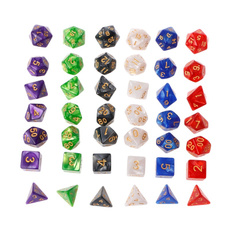 Fashion, Dice, Gifts, gold