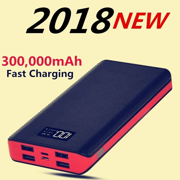 lcdpowerbank, Outdoor, Mobile Power Bank, usb