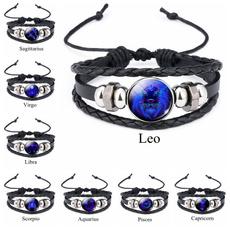 Jewelry, Gifts, wovenbracelet, Steampunk