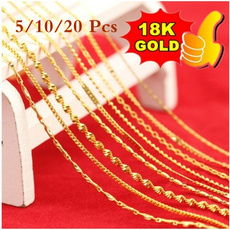 Sterling, 18k gold, Genuine, Jewelry