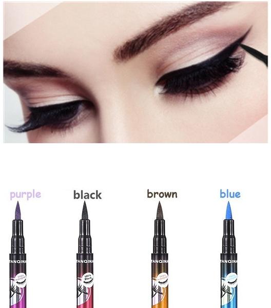 blackeyeliner, eyelinerbrush, Makeup, eye