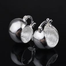 Sterling, Hoop Earring, Jewelry, czearring