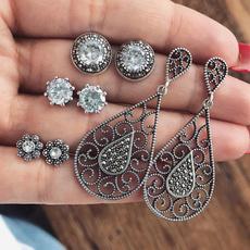 Cubic Zirconia, boho, Fashion, Jewelry