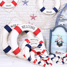 welcomeaboard, nauticaldecor, Home Decor, Cloth