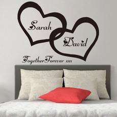 Heart, art, Home Decor, Stickers