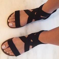 bandageshoe, Summer, Flip Flops, Sandals