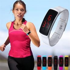 unisex watch, silicone watch, Silicone, wristwatch