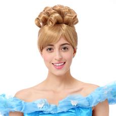 wig, gold, animewigsforsale, Costume