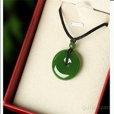 greenjade, Chain, elegantjewelry, jade