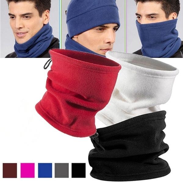 neckwarmerscarf, Beanie, women scarf, fleecescarf