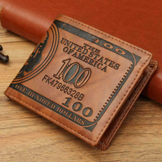 Fashion, foldablewallet, puwallet, leather