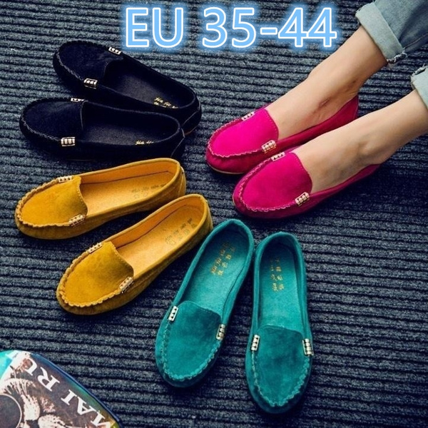 Fashion Ladies Casual Loafers Shoes