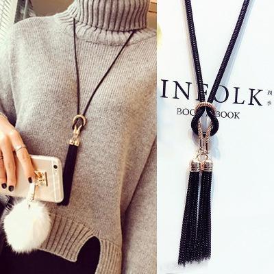Tassels, Fashion, Winter, Chain
