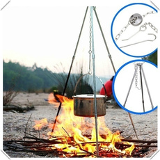 cookingbracket, threetripod, Outdoor, campingcooking
