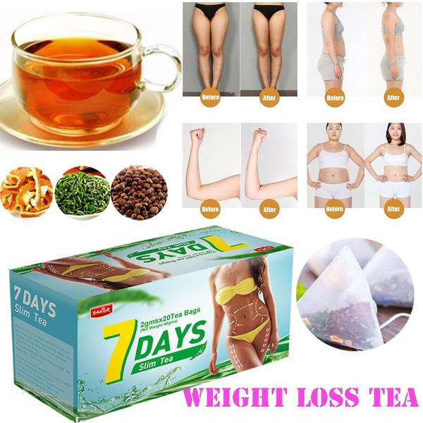 fat slimming tea