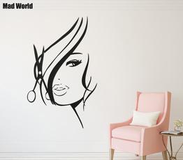 hair, Decor, Fashion, art