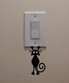 Home & Kitchen, art, lightswitchdecal, Home & Living