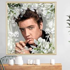 Elvis, Decor, 5dfulldiamondpainting, diamondpainting