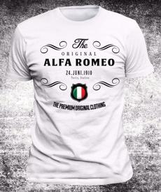 mentee, Mens T Shirt, alfaromeo, roundnecktshirt