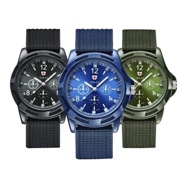 dial, quartz, Army, Watch