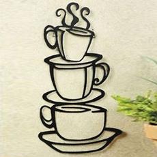 walldecal3d, Coffee, Hotel, Wall Art