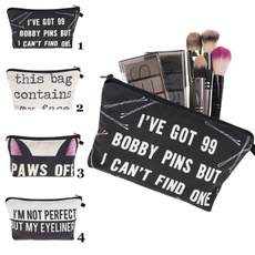clutch purse, Makeup bag, Beauty, Travel