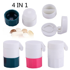 Box, roundbox, pillcase, Tablets