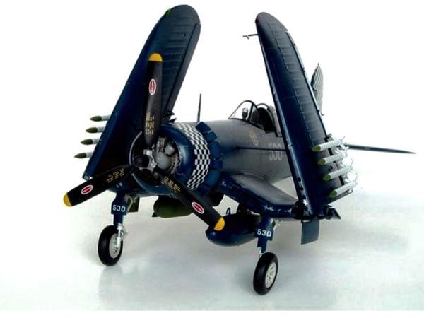 modelbuildingkit, Toys and Hobbies, fmsf4u4corsair, militarymodelkit