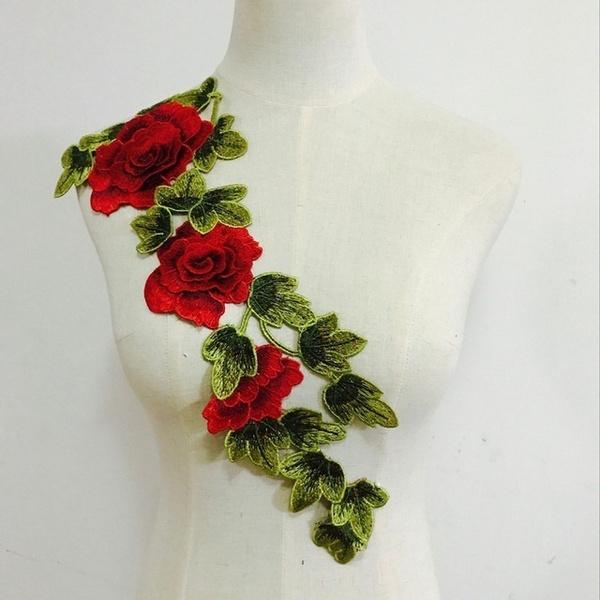 venice, Flowers, Lace, Rose