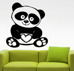 art, Home Decor, Stickers, Bears