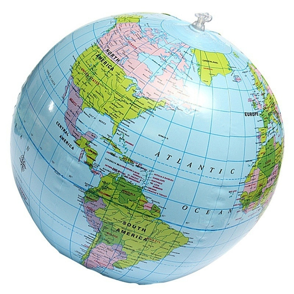 Map, Toy, Colorful, worldmap