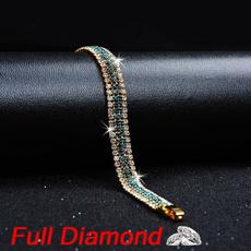 Crystal Bracelet, DIAMOND, 주얼리, Crystal Jewelry