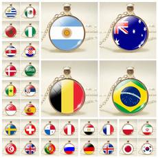 Brazil, flagjewelry, Jewelry, flagpendant