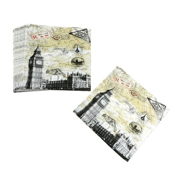 papernapkin, napkinring, notredamedepari, Accessories & Supplies