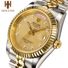 Steel, man's fashion watch, Men Business Watch, Jewelry