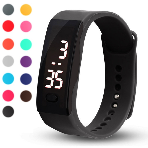 LED Watch, sports watch, Sport, led