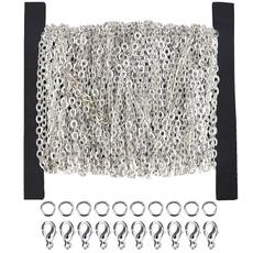 Steel, wholesalejewelryfinding, chainfornecklace, Jewelry