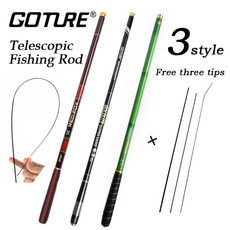 Fiber, handpole, streamrod, fishingrod