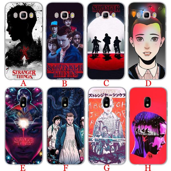 A231 Stranger Things tv series Hard Phone Coque Shell Case for Samsung Galaxy J5 J7 J1 J2 J3 2015 2016 2017 J7 Prime J3 US J5 EU Version Cover   Wish