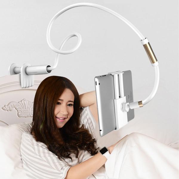 lazyholder, tabletstandforbed, Phone, Tablets