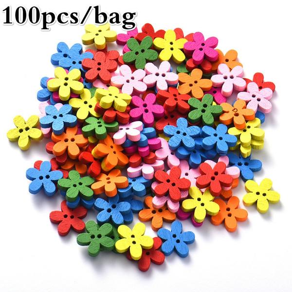 Flowers, plumbuttonaccessorie, woodenplumbutton, button