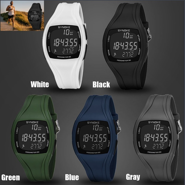 heartratemonitor, LED Watch, Outdoor, Waterproof