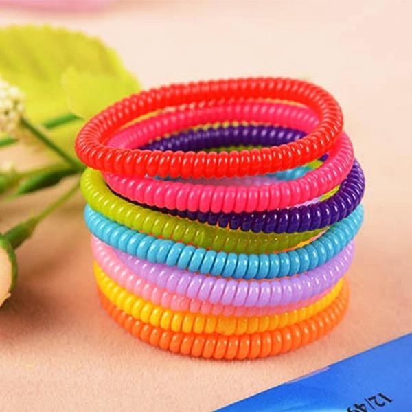 Rope, hairelastictie, Jewelry, Elastic