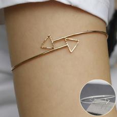 Summer, Fashion, Triangles, Jewelry