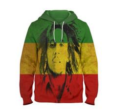 reggae, womens3dprintsweatshirt, rasta, mens3dprintsweatshirt