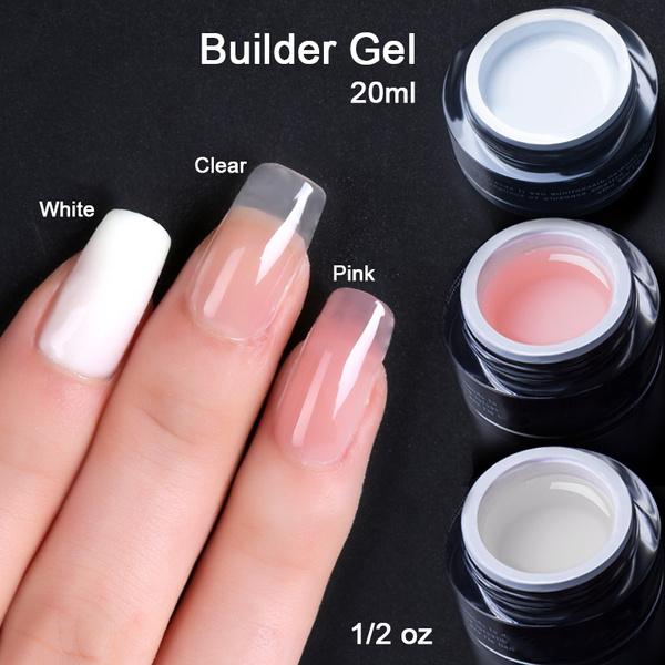 led, Beauty, UV Gel Nail, buildergel