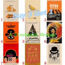 decoration, Orange, Space, movieposter