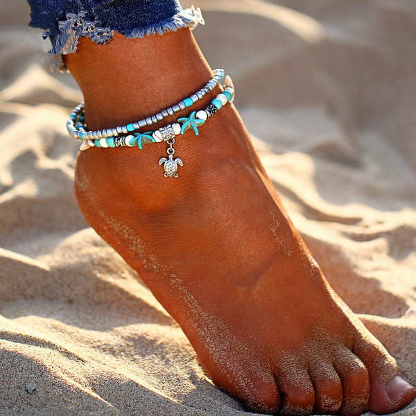 Fashion Accessory, Sandals, ankletsforwomen, Jewelry