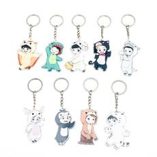 K-Pop, kpopexo, fanskeychain, Key Chain